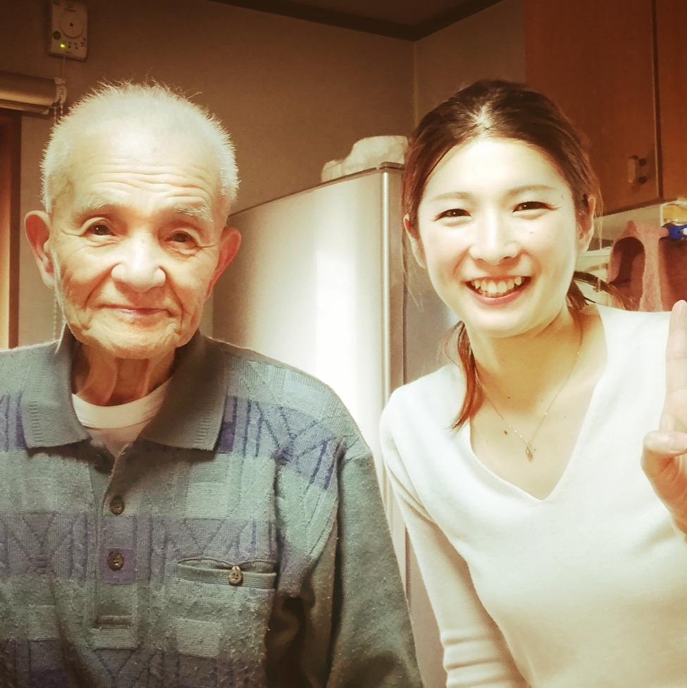 祖父、97歳になりました☆